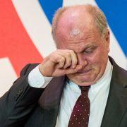 """""""Das war's noch nicht!"""" - Der Bayern-Präsident ist wieder da (Foto)"""