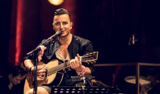 Andreas Gabalier bei M-TV Unplugged. (Foto)