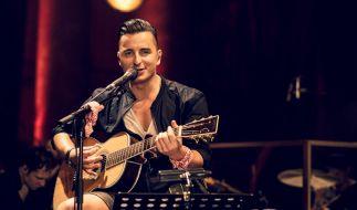 Andreas Gabalier bei M-TV Unplugged. (Foto)