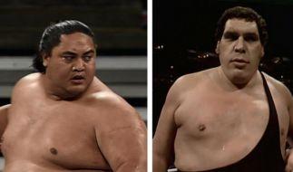 DIESE Fleischberge standen bei World Wrestling Entertainment im Ring. (Foto)