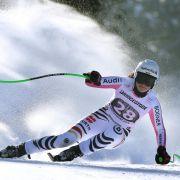 Skirennfahrerin Dürr beendet DSV-Durststrecke mit Rang 6 im Slalom (Foto)