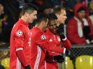 Der FC Bayern trifft am 12. Spieltag der Bundesliga auf Bayer Leverkusen. (Foto)