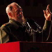 Kubas Revolutionsführer Fidel Castro ist tot (Foto)