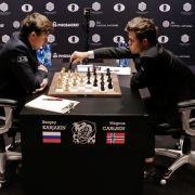 Magnus Carlsen ist wieder Schach-König - 3:1 gegen Karjakin (Foto)