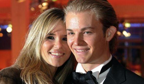 Vivian Sibold und Nico Rosberg kennen sich schon seit ihrer Kindheit. Hier ein Bild aus dem Jahr 2010. (Foto)