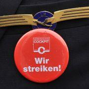Lufthansa streicht erneut über 800 Flüge am Dienstag (Foto)