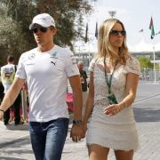 Das ist die Frau von Weltmeister Nico Rosberg (Foto)