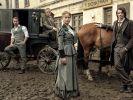 Wem kann Anna (Sonja Gerhardt, vorne) auf ihrer Jagd nach dem wahren Ripper trauen? (Foto)