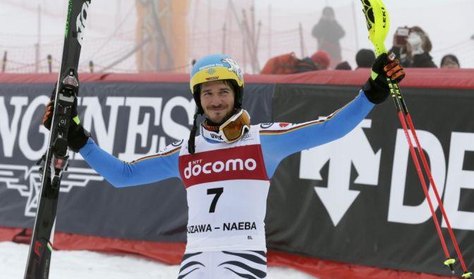 Felix Neureuther ist Spezialist im Slalom und im Riesenslalom. Er kann auf vier WM-Medaillen zurückblicken.