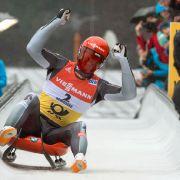 Der Rennrodler Felix Loch ist mit bisher drei olympischen Goldmedaillen, acht WM-Titeln und fünf Gesamtweltcupsiegen eine deutsche Bank im Eiskanal.