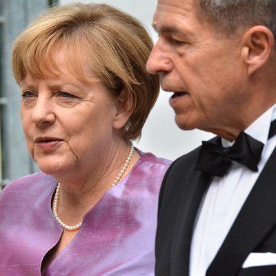 angela merkel privat wo muddi einfach muddi sein darf alles zur kanzler familie newsde - Ulrich Merkel Lebenslauf