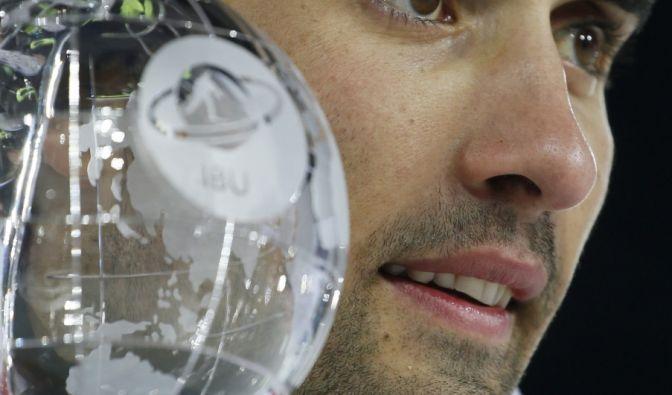 Dem Franzosen Martin Fourcade kann im Biathlon fast keiner das Wasser reichen. Insgesamt nennt er vier olympische Medaillen und 20 WM-Medaillen sein eigen.