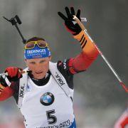 Erik Lesser ist der derzeit beste deutsche Biathlet. 2015 holte er bei der WM Gold in der Verfolgung und bei den Olympischen Spielen in Sotchi Silber im 20-km-Einzel.