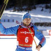 Der russische Biathlet Anton Shipulin konnte in seiner noch kurzen Karriere bisher eine Olympische Goldmedaille und fünf Medaillen bei Weltmeisterschaften erreichen.