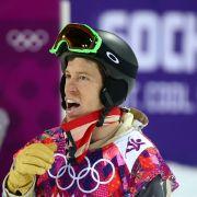 Der amerikanische Snowboarder Shaun White kam mit zwei Herzfehlern auf die Welt. Trotz allem war er der erste, der