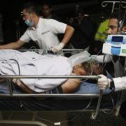 Die Welt trauert um brasilianische Fußballmannschaft (Foto)