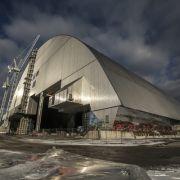 Deutschland zahlt 200 Millionen für neue Tschernobyl-Schutzhülle (Foto)