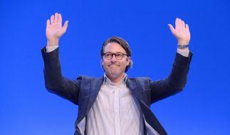 """""""Wenn die Niederländer Burkas verbieten können, können wir das auch."""" Wer hat Leute wie Andreas Scheuer eigentlich ins Amt gewählt? (Foto)"""