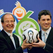 Ex-FIFA-Generalsekretär Linsi beschuldigt (Foto)