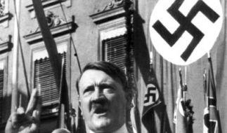 Das Hakenkreuz als Symbol des Nationalsozialismus verirrt sich immer wieder n die Neuzeit. (Foto)