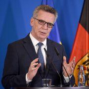 Innenminister wollen Flüchtlinge schneller abschieben (Foto)
