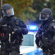 Terrorverdacht! Polizei durchsucht Wohnungen in NRW (Foto)