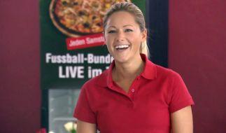 """Helene Fischer spielt in """"Verstehen Sie Spaß?"""" eine Pizzabäckerin. (Foto)"""