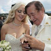 """Richard Lugner wollte sein """"Spatzi"""" gar nicht heiraten (Foto)"""