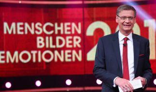 """Günther Jauch blickt in """"2016! Menschen, Bilder, Emotionen"""" auf das vergangene Jahr zurück. (Foto)"""