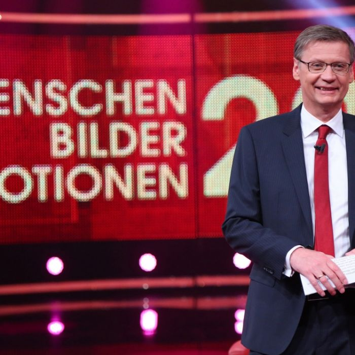 Günther Jauch präsentiert den emotionalen RTL-Jahresrückblick (Foto)