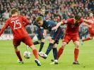Champions League: Ergebnisse im Überblick