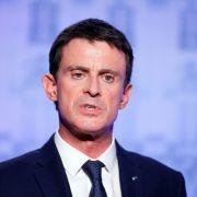 Frankreichs Premier Manuel Valls tritt zurück (Foto)