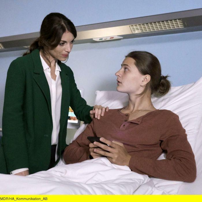 Sachsenklinik: Simuliert Ben die Lähmung seiner Beine? (Foto)