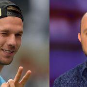 Hat Poldi den Comedian etwa aus Köln vertrieben? (Foto)