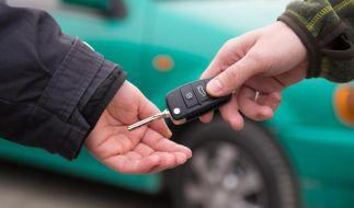 Zwischen dem Halter, dem Eigentümer und dem Fahrer eines Autos bestehen rechtliche Unterschiede. (Foto)