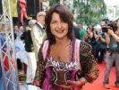 "Die Sängerin Franziska Menke alias ""Frl. Menke"" zur 19. Kölner Aids-Gala in Köln. (Foto)"