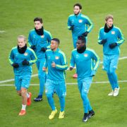 Bayer holt sich Selbstvertrauen für Bundesliga: 3:0 gegen AS Monaco (Foto)