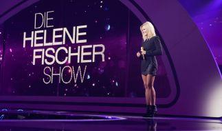 Auch in diesem Jahr begrüßt Helene Fischer im ZDF hochkarätige Gäste. (Foto)