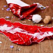 Unterwäsche ist ein Klassiker unterm Weihnachtsbaum.