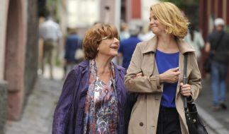 Hermine will ihre Tochter Annette überraschen. (Foto)