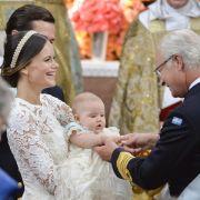 Versteckt die Schweden-Prinzessin hier etwa ein Baby-Bäuchlein? (Foto)