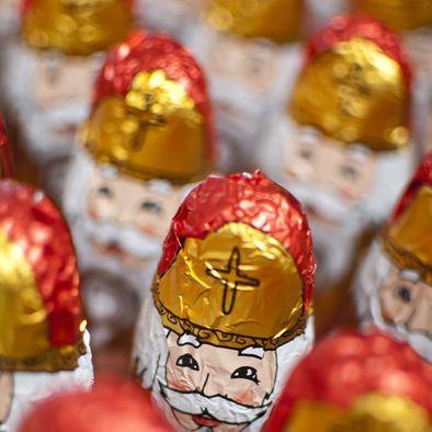 Vorsicht! Die Schoko-Weihnachtsmänner DIESER Marke sind verseucht! (Foto)