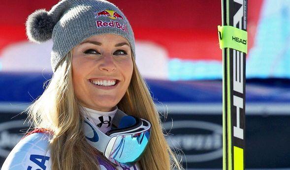 Die US-amerikanische Alpinspezialistin Lindsey Vonn krönte ihre Karriere mit drei Gesamtweltcup-Siegen und dem heißersehnten Olympiagold. (Foto)