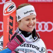 Die sympathische Alpinistin Viktoria Rebensburg aus Deutschland hat bei den Olympischen Spielen in Vancouver überraschend Gold im Riesenslalom gewonnen.