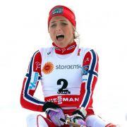 Therese Johaug aus Norwegen war mit 19 Jahren die jüngste Medaillengewinnerin einer WM im Skilanglauf. Aktuell muss sie eine 2-monatige Doping-Sperre absitzen, weil sie einen Warnhinweis übersehen hatte.