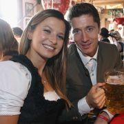 Eine starke Frau! Das ist Lewandowskis bessere Hälfte (Foto)