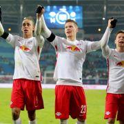 Ausgerechnet Ingolstadt! Hasenhüttl kassiert erste Niederlage mit RB Leipzig (Foto)