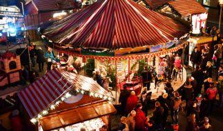 """Wie """"Focus Online"""" weiter berichtet, entschieden sich die Betreiber des Weihnachtsmarktes, das Programm trotz des Vorfalls weiterzuführen. (Foto)"""
