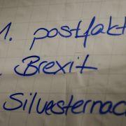 """""""Postfaktisch"""" lässt dem """"Brexit"""" keine Chance (Foto)"""