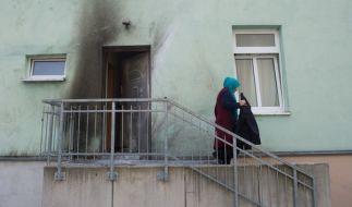 """Sowohl bei dem Anschlag auf die """"Fatih Camii Moschee"""" als auch der Detonation vor dem Kongresszentrum entstanden Sachschäden. (Foto)"""